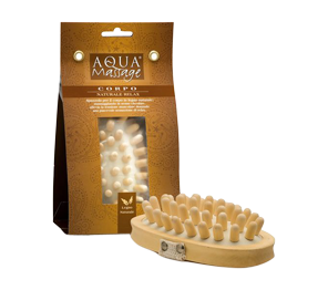 Benefit - anticellulite massage brush