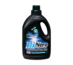 Fix Nero - for dark and black laundry fabrics