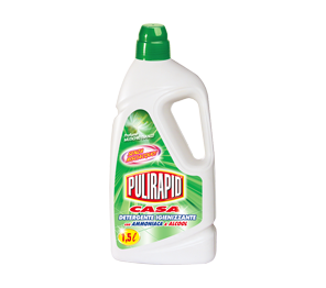 Pulirapid Ammonia - multipurpose cleaner