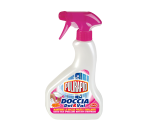 Pulirapid Doccia - for shower