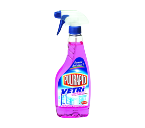 Pulirapid - window cleaner