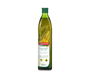 Olive oil MUELOLIVA extra virgin 500ml.
