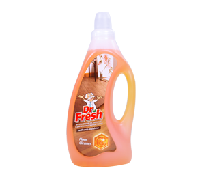 Dr. Fresh floor cleaner for laminated surfaces