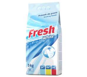 Washing powder /white/